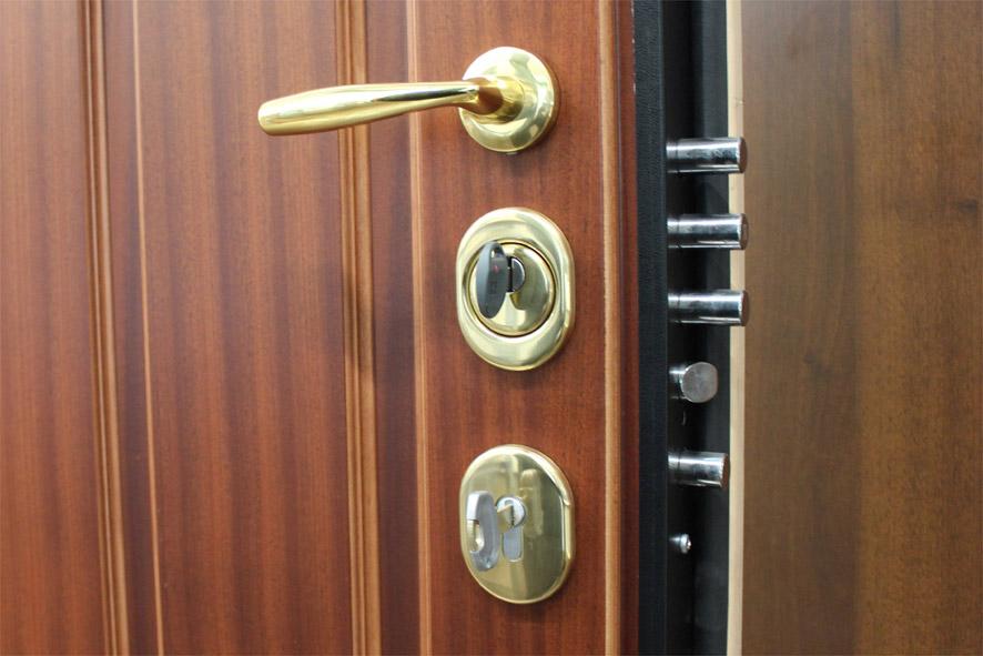 PORTE BLINDATE | Immagini di serratura e cilindri