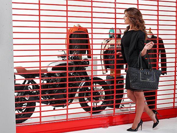 Serrande avvolgibili per garage e negozi dalla vera - Serrande per finestre prezzi ...