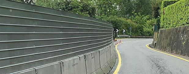 recinzione New Jersey