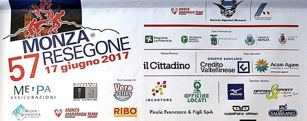 Monza Resegone 2017