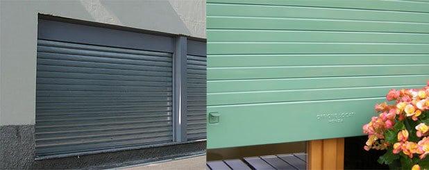 Tapparelle o serrande avvolgibili differenze - Serranda finestra ...