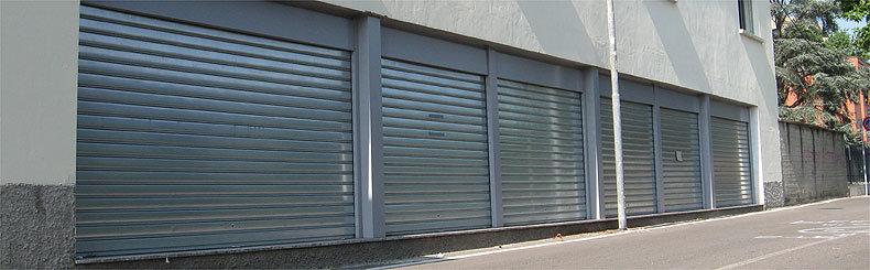 Prezzi serrande avvolgibili pannelli termoisolanti for Serrande avvolgibili per garage prezzi