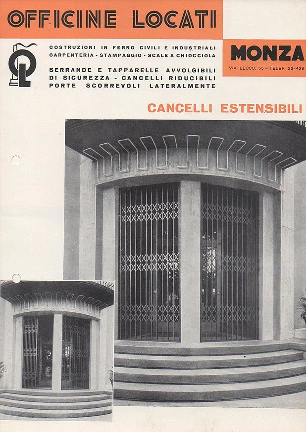 Cancelli-estensibili