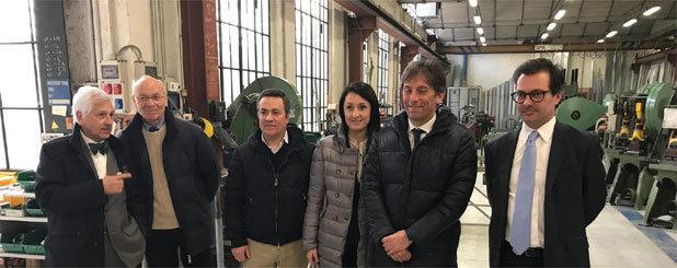 Officine Locati regione Lombardia