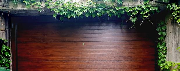 Porte sezionali legno Milano