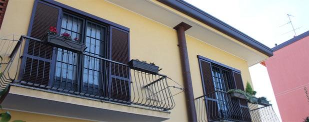Inferriate per finestre e balconi