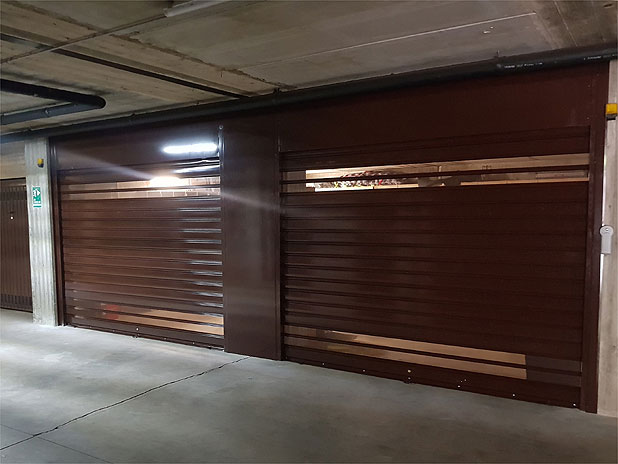 Aerazione garage