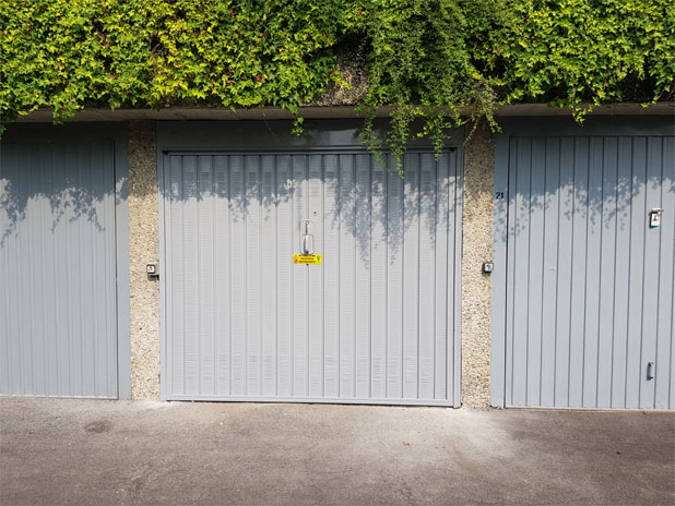 Garage condominiali
