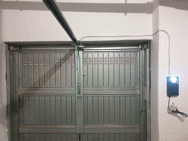 Automazione garage